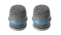 Microphone Grille Clip for Shure Microphone Beta57 A Beta57A Karaoke System