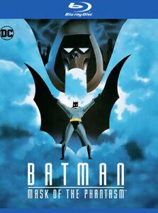 Batman: Mask of the Phantasm [New Blu-ray] Full Frame, Amaray Case, Digital Th