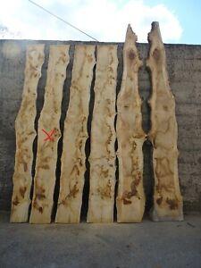 Waney Edge English Oak, Well Air Dried, live edge oak, FRM515