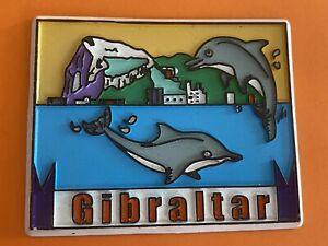 Souvenir Fridge Magnet - Gibraltar 🇬🇮