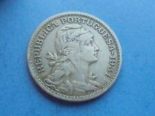 Portugal, 50 Centavos, 1931, Good Condition.