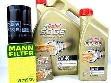Filtro de aceite Mann-Filter W 719/30