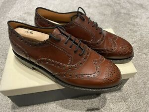 Bally Scribe Vintage Mens Shoes - 6.5