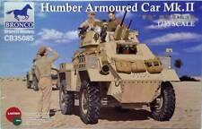 Humber Armoured Car Mk.II 1/35 model kit Bronco Models CB35085