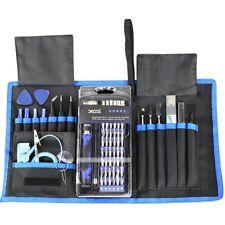 80 en 1 Destornillador de precisión establecidos con Kit de controladores magnéticos, Reparación Profesional