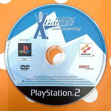 ESPN Winter X Games Snowboarding PlayStation 2 ps2 PAL Disc Only