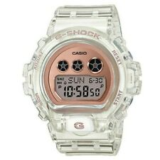 Casio G-Shock Transparent Rose Gold Ladies Watch GMD-S6900SR-7