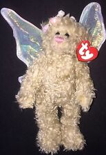 Rafaella Angel All A Flutter Over You TY Beanie Babies GREAT BIRTHDAY GIFT >NEW