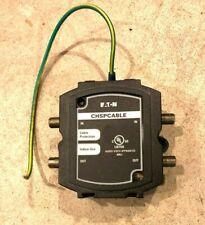 Eaton Surgetrap 10,000 A Cable Tv, Satellite, Cable Modem Protection, Chspcable