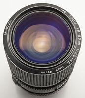 Minolta MD Zoom 28-85mm 28-85 mm 3.5-4.5 1:3.5 4.5