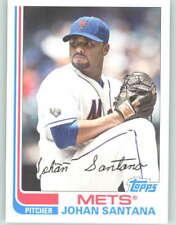 2013 Topps Archives #78 Johan Santana Mets NM-MT