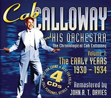 Cab Calloway - Cab Calloway Vol 1 The Early Years 19301934 [CD]