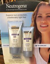New Neutrogena Superior Sun Protection Light Feel