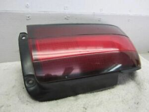 Driver Left Tail Light Quarter Panel Mounted Fits 93-97 PRIZM 24062
