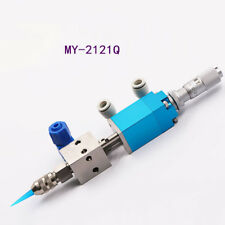 Top needle Dispensing valve Precision UV glue Pneumatic Dispenser W/ Micrometer
