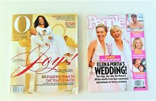 Ellen DeGeneres on Oprah & People magazines