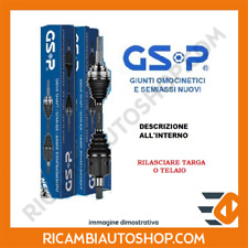 SEMIASSE ANTERIORE GSP VOLVO S60 I 2.0 T KW:132 2000>2010 262022
