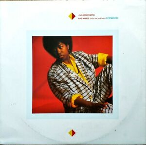 """JOAN ARMATRADING kind words - 10"""" maxi 45t promo EXTENDED MIX"""