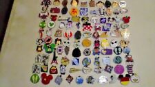 DISNEY PIN LOT of 100 or purchase 200-300-400-500