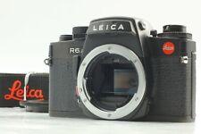 🔴FedEx✈︎【Mint w/Strap】 Leica R6.2 Black body 35mm Film Camera From Japan