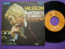 Nilsson Si nicht Diese TU IN SPANISH Badfinger COVER 45 1972 beatles realated