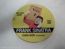 CD Frank Sinatra The Voice en boîte de fer-blanc rare musique