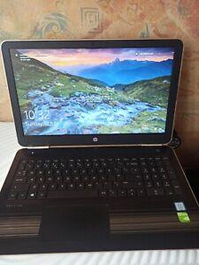 HP Pavilion-15-au125naFHD 1920x1080 (1080p),i7-7500U 2.7GHz,up to 3.5 GHz
