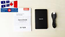 External Hard Drive Disk HDD 40 GO BLACK / Disque Dur Externe HDD 40 GO NOIR