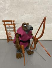 Splinter Figure - 1988 Teenage Mutant Ninja Turtles with Robe & Accessories