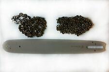 40 cm Schwert + 2 St. 3/8 1,3 57 Sägeketten für Einhell PES / PKS / KSE a
