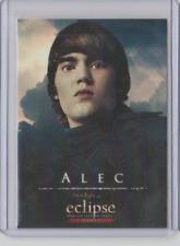 THE TWILIGHT SAGA ECLIPSE TRADING CARD Cameron Bright as Alec #92