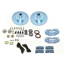 Frt Change Over Kit W148-36 Stainless Steel Brakes