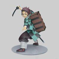 Demon Slayer Anime Kimetsu no Yaiba Figure Toy Tanjiro Kamado Battle Form Gift