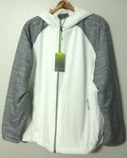 Tek Gear Soft Shell Jacket Women's Size 2X New White Warm and Comfortable NWT