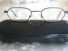 Fendi Rectangular Eyeglass Frames Size 48-19 Temple 130 Made in Italy
