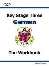 CGP KS3 German workbook
