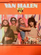 29fb6cdeb5b Van Halen JPN Book 1984 Edward Alex Van Halen
