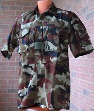 Arktis A712 Short Sleeve Hot Climate Shirt XLARGE Irish Ranger Camo CCW SAS
