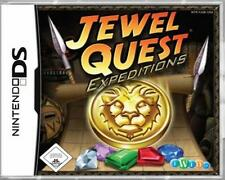 Nintendo DS 3ds Jewel Quest Expeditions alemán guterzust.