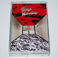 Fates Warning Cassette Tape No Exit Progressive Heavy Metal Blade D4-73330