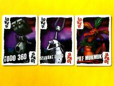 3 Star Wars Clone Wars Characters Jokers Swap Playing Cards Triple Joker Set