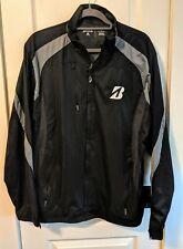 BRIDGESTONE Antigua Men's Golf JacketDesert Dry Xtra-Lite Water Resistant LARGE