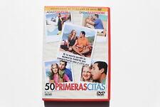 50 PRIMERAS CITAS - DVD - ADAM SANDLER - DREW BARRYMORE - EDICIÓN ALQUILER