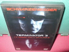 TERMINATOR 3 - EDIC.2 DVDS - SCHWARZENEGGER