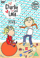 Charlie And Lola Vol.5 (DVD, 2007)