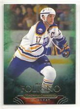 2011-12 Parkhurst Champions - #85 - Mike Foligno - Buffalo Sabres