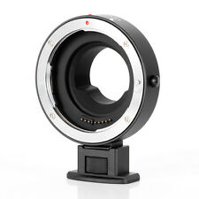 EF-MFT Electronic AF Adapter Ring for Canon EOS EF to Micro 4/3 Four Third  M4/3