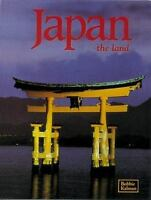 Japan the Land (Lands, Peoples and Cultures Series) by Kalman, Bobbie