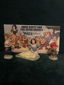 Snow White and the seven dwarfs / Von WADE of England
