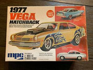 1977 Chevy Vega Hatchback MPC 1/25 NIOB! *VINTAGE* ▓RARE▓ BUILD STOCK! LOOK!